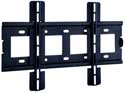 Ultra Slim Profile Black LCD / Plasma Wall Mount Bracket up to 40""