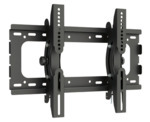 Black Tilt LCD LED Plasma Wall Mount Bracket - PLB-4N