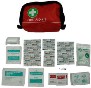 Add a review for: DELUXE FIRST AID KIT 33 / 70 PIECE CAR MOTORIST HOLIDAY CAMPING HIKING FAMILY
