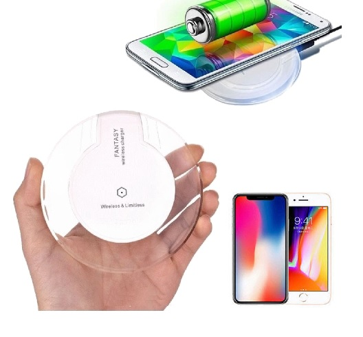 Fast Qi Wireless Charging Charger Dock Pad For Samsung Galaxy Ap