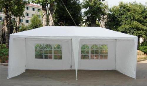 3m X 6m Garden Gazebo Tent Marquee Outdoor Waterproof