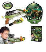 Add a review for: Hunting Sport Crossbow / Archery Set Shooting Game with Target Arrows Kids Boys
