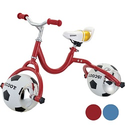 Kids/Boys/Girls Football Balance Bike Scooter First Ride On Learning Training