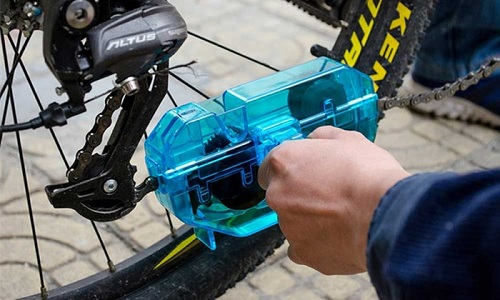Vivo 3D Bicycle Chain Cleaner