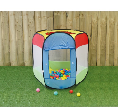 Dome Playset with Balls