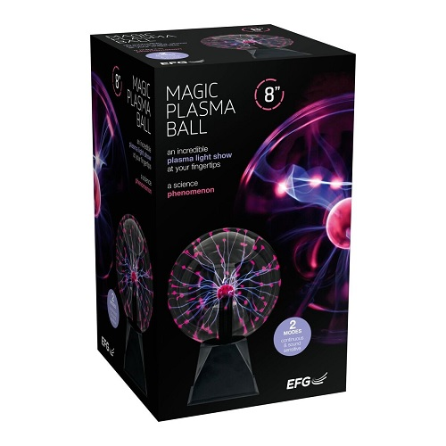 8 inch Magic Plasma Ball