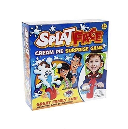 Splat Face Game Family Fun Filled Game Of Suspense Boxed Toy Party Birthday Gift