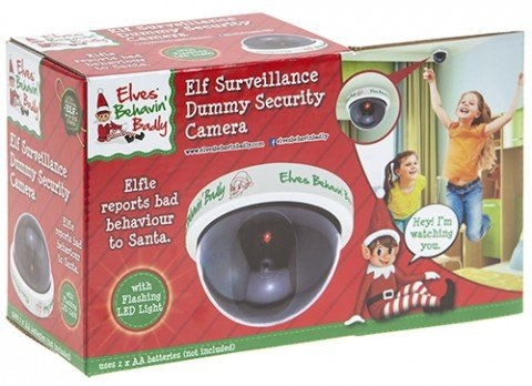 Elf Surveillance Dummy Camera